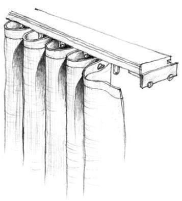 Superior Roman Shades Distinctive Drapes Amp Hardware